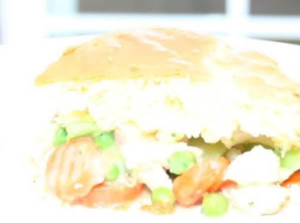 Quick Chicken Potpie