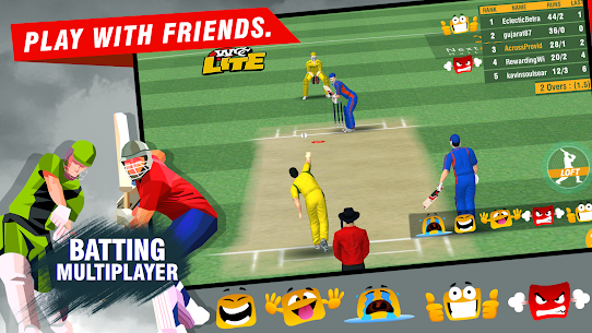 WCC LITE Cricket MOD (Unlimited) 2