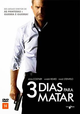 Filme Poster 3 Dias Para Matar DVDRip XviD Dual Audio & RMVB Dublado