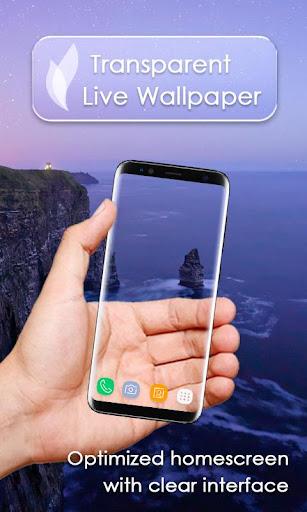 Transparent Live Wallpaper Apk apps 3