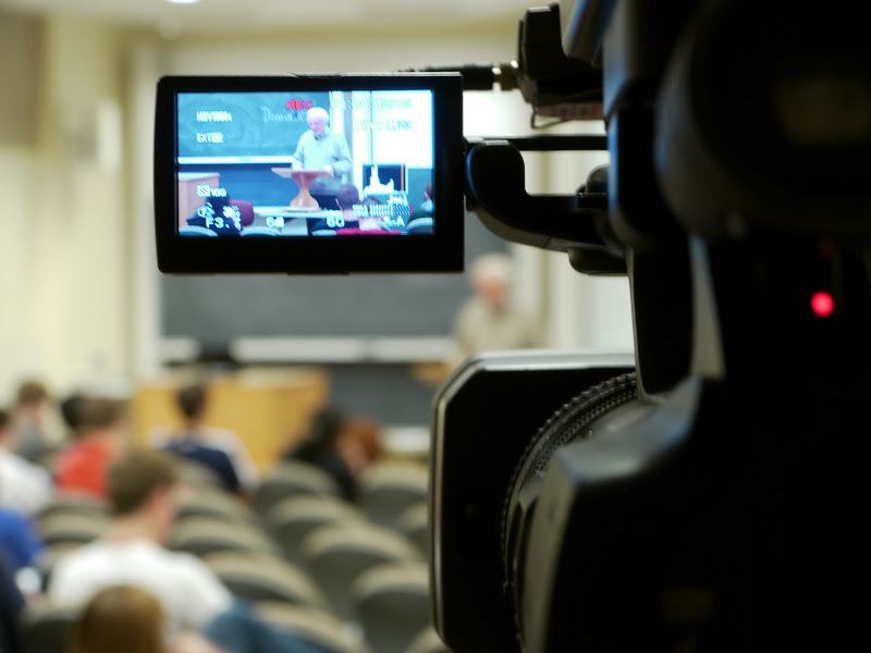 Photo: From grassroots media to professional productions, LSS is here to help with your next instructional media project.