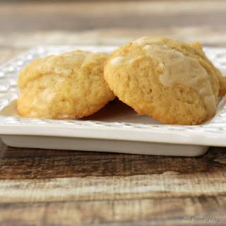 Lemon Honey Soft Cookies.