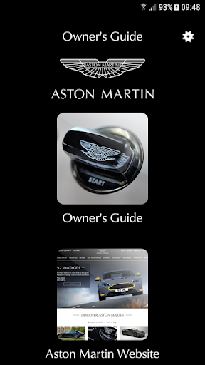 Aston Martins Owner's Guide 1.1 screenshots 1