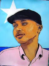 Photo: Portrait of Hassan ii