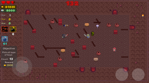 Lost In Dungeon - Rogue like Dungeon Crawller - screenshot