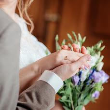 Wedding photographer Mariya Khorzunova (maria-sky). Photo of 09.07.2018