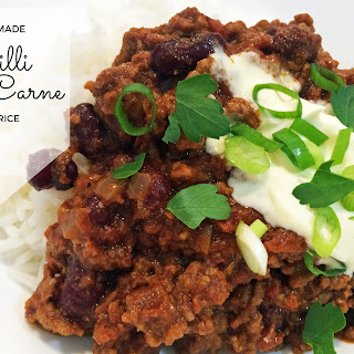 Home Made Chilli Con Carne