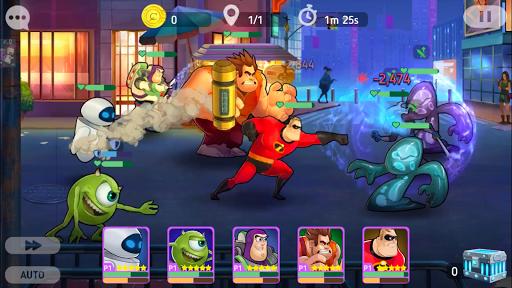 Disney Heroes: Battle Mode screenshots 6
