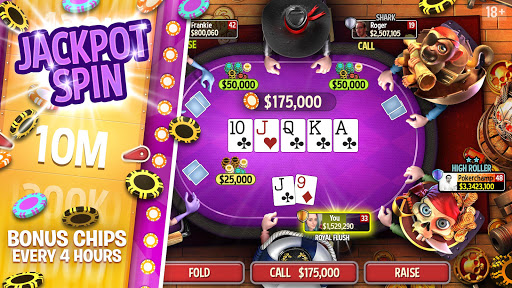 Governor of Poker 3 - Texas Holdem With Friends 6.9.2 screenshots 1