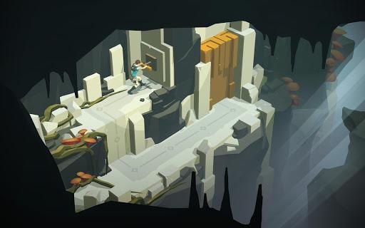 Lara Croft GO скачать на планшет Андроид