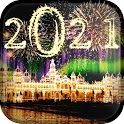 New year Live Wallpaper 2021 icon