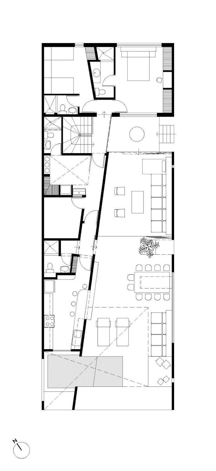 Casa En Playa Las Arenas Artadi Arquitecto Tecno Haus