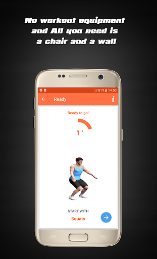 Home Workouts - Fit Challenge 5.0.2 screenshots 2