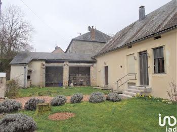 maison à Anost (71)