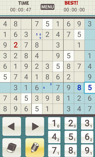 Dr. Sudoku 1.11 screenshots 3