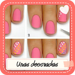 Nail art tutorial 2015