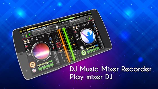 3D DJ Mixer PRO – Music Player - náhled