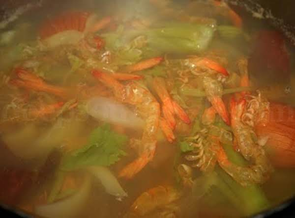 Shrimp Stock Recipe