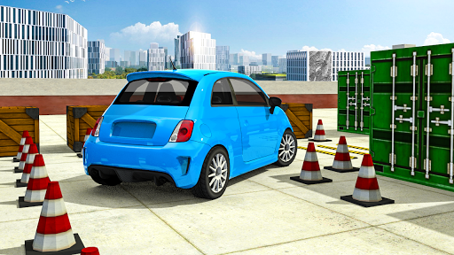 Advance Car Parking Game: Car Driver Simulator  screenshots 4