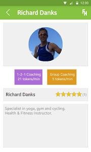 F+H Coach screenshot 3