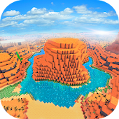 Grand Canyon Craft: Explore Crafting & Building