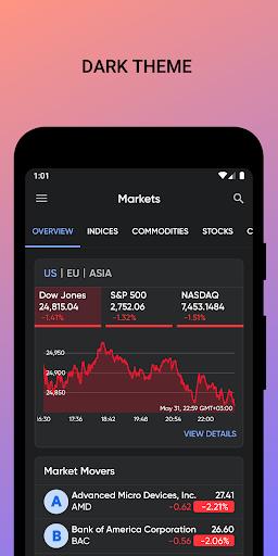 Stoxy PRO - Stocks, Markets & Financial News screenshot 3