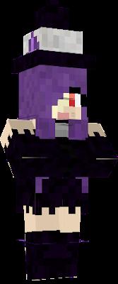 Witch Nova Skin