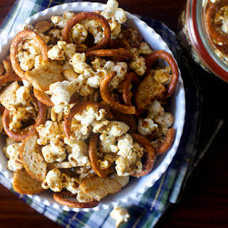 Popcorn Party Mix Recipes.