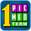 Medical Terminology Word Game icon