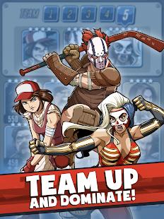 Game The Muscle Hustle: Slingshot Wrestling Game APK for Windows Phone