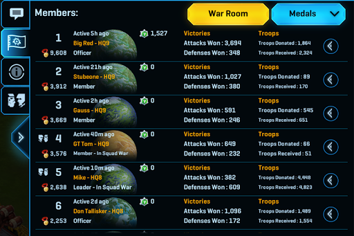 Star Wars™: Commander screenshot 23