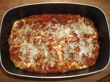 Cindi's Slow Cooker Lasagna