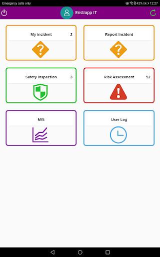 SafetyPro screenshot 1