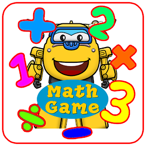 Math Game Kids Robocar Free for PC and MAC