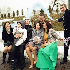 Wedding photographer Aleksandra Tkhostova (Thostova). Photo of 15.04.2015