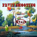 fruit shoot game icon