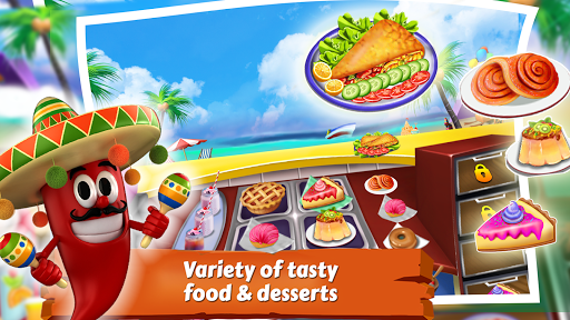 Download Mexican Food Kitchen Story Chef Cooking Games 1.4 APK ...