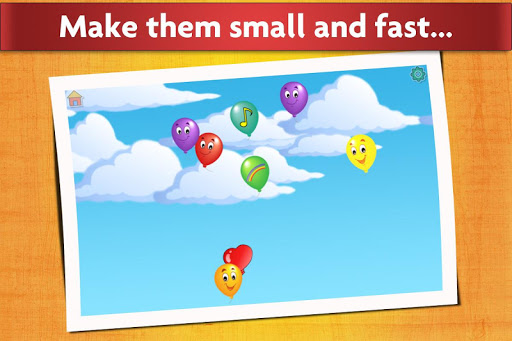 Kids Balloon Pop Game Free ud83cudf88 14.9 screenshots 6