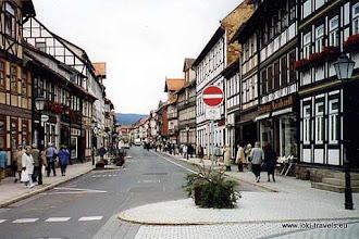 Photo: Wernigerode. Breite Strasse.