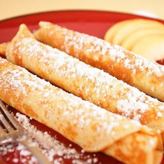 Swedish Pancakes (Crepes)