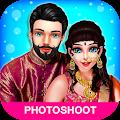 Indian Girl Photoshoot Makeover - Indian Wedding APK