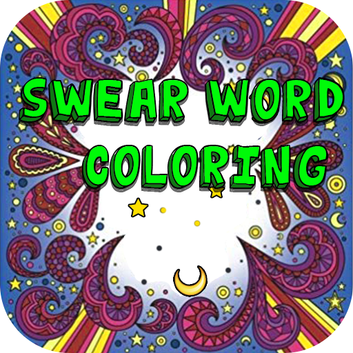 Swear Words Coloring Book Adult Color By Number Apps Bei Google Play