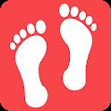 맨발의 포장