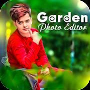 Garden Photo Editor - Background Changer