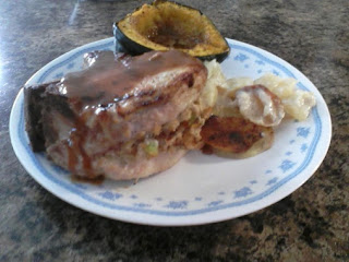 Stuffed Pork Chops Recipe