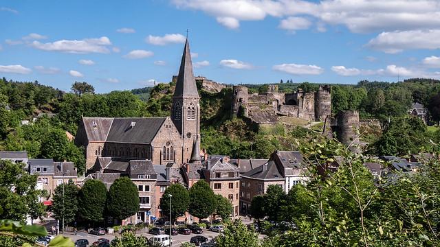 La Roche Ardenne Luxembourg Belgium Campspace