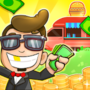 Idle Restaurant Tycoon: Food Square