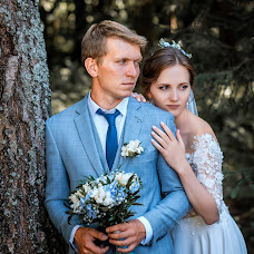 Wedding photographer Aleksey Komissarov (fotokomiks). Photo of 26.10.2018