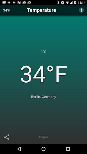 Temperature  screenshots 4