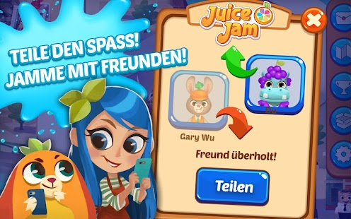 Juice Jam Screenshot